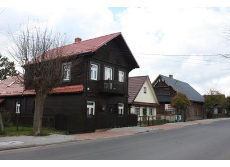Country house, Białowieża