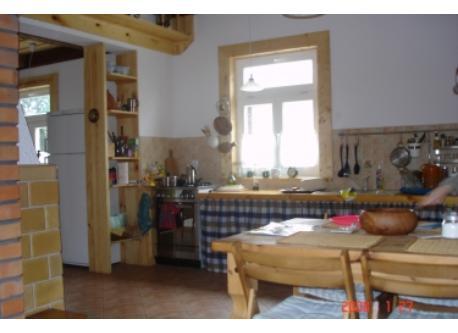 Białowieża kitchen