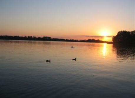 Strzeszynskie lake