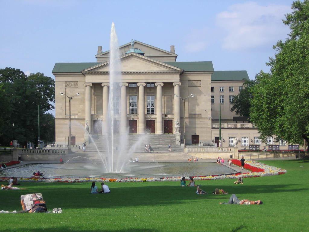 Poznan OperaHouse