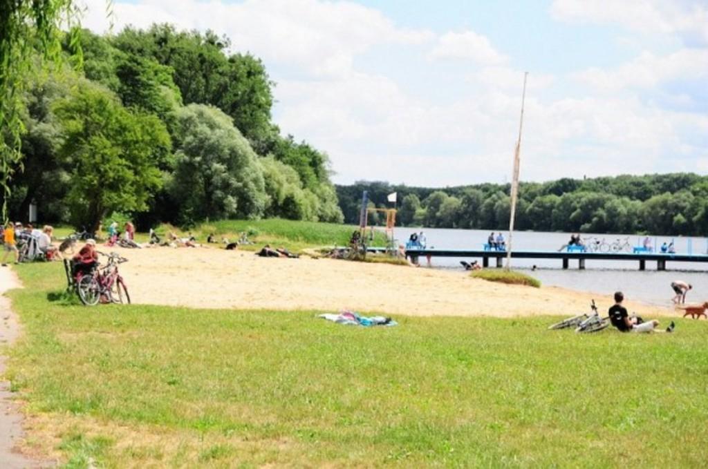 Poznan, Rusalka lake
