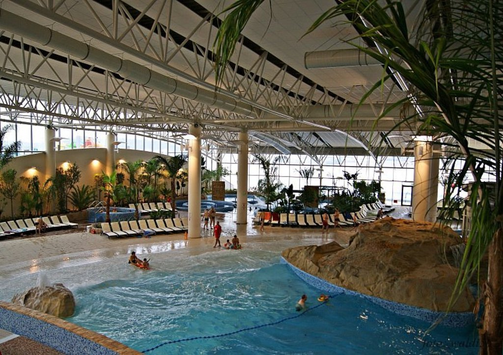 Aquapark Termy Maltanskie