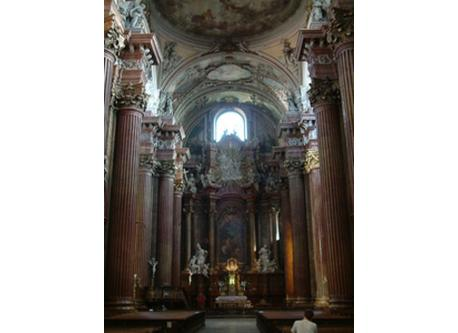 Baroque Collegiate Church