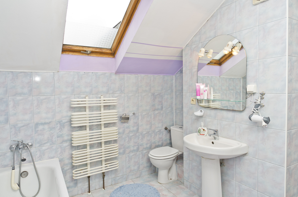 Arkuszowa bathroom