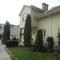 Arkuszowa house front