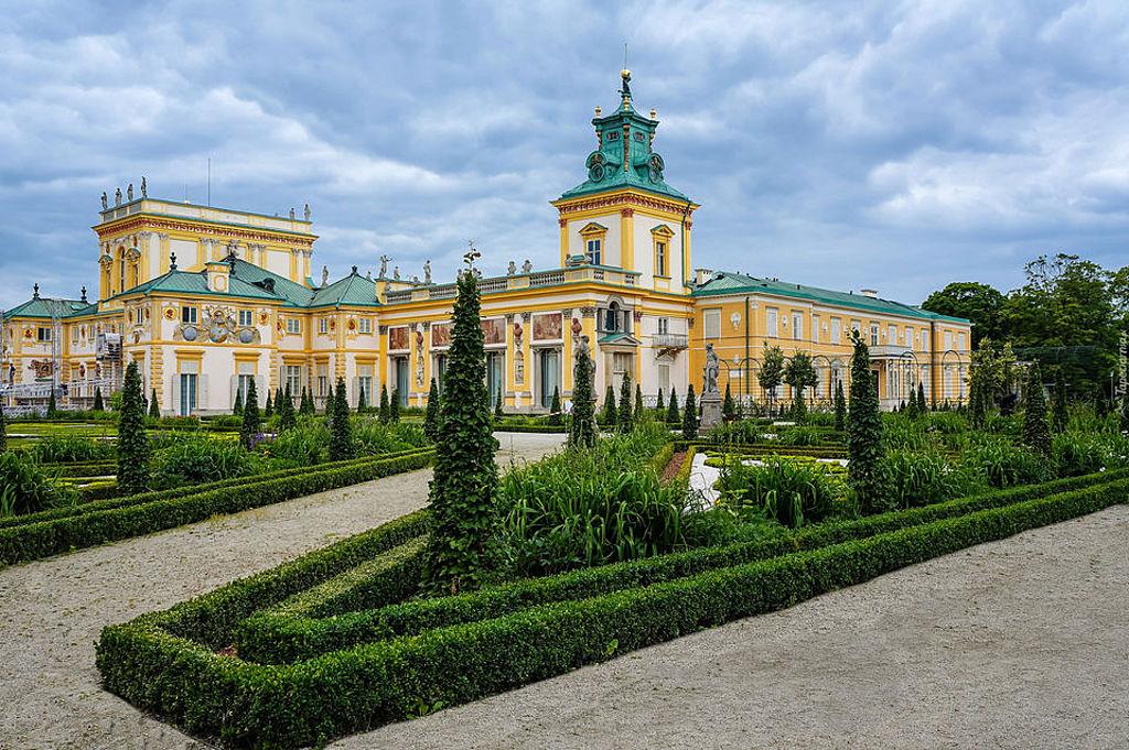 Palace Wilanów - Warsaw