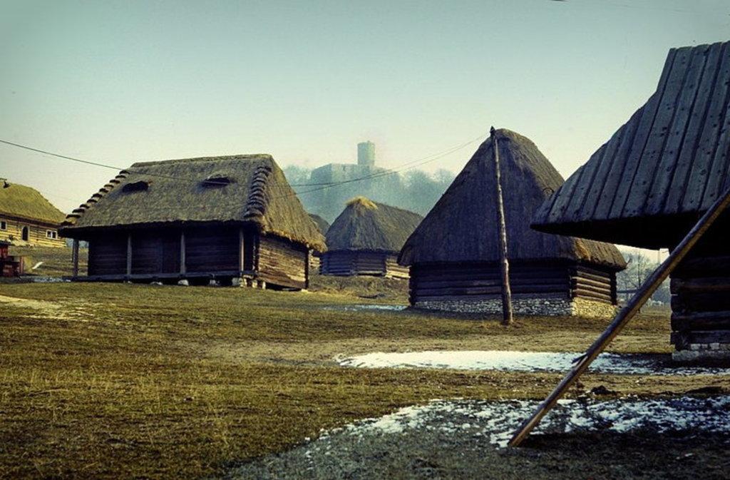 heritage park - Wygielzow