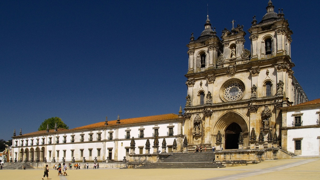 Monastère d'Alcobaça .:. Monastery of Alcobaça (45 km)