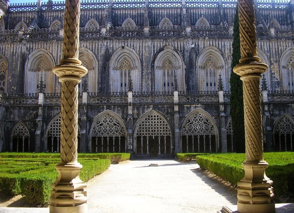 Monastère de Batalha .:. Monastery of Batalha (65 km)
