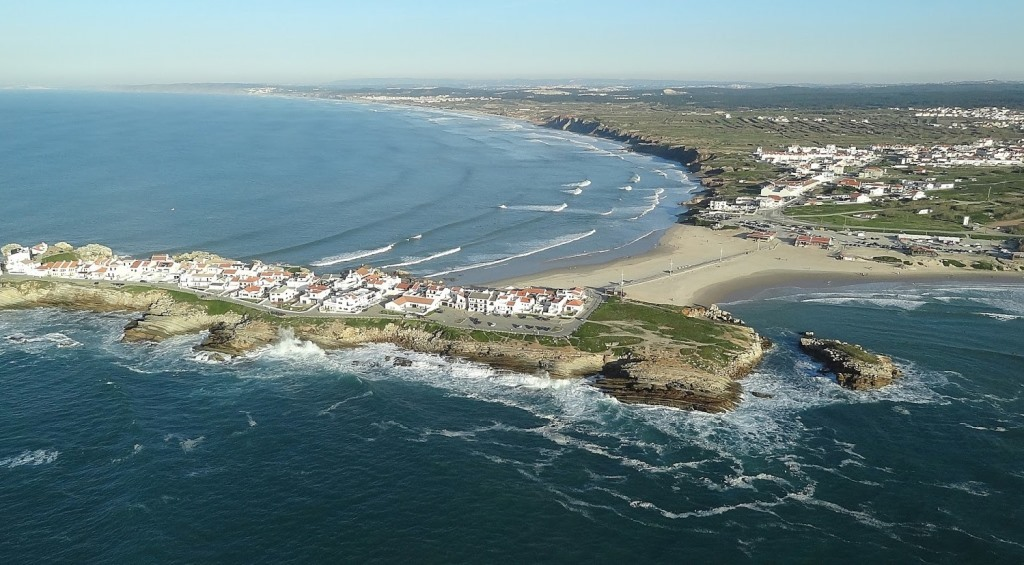 Baleal et les plages .:. Baleal and beaches (20 km)