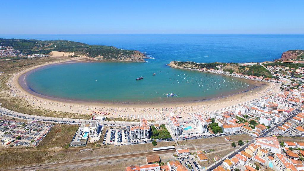 São Martinho do Porto (plage .:. beach) (30 km)