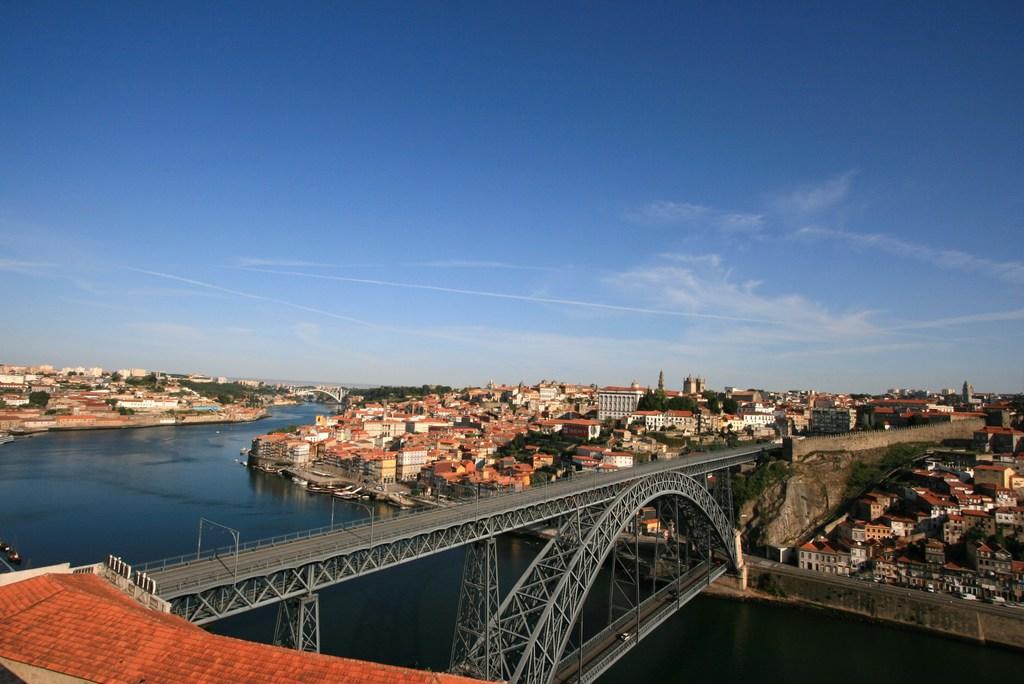 Porto - old town