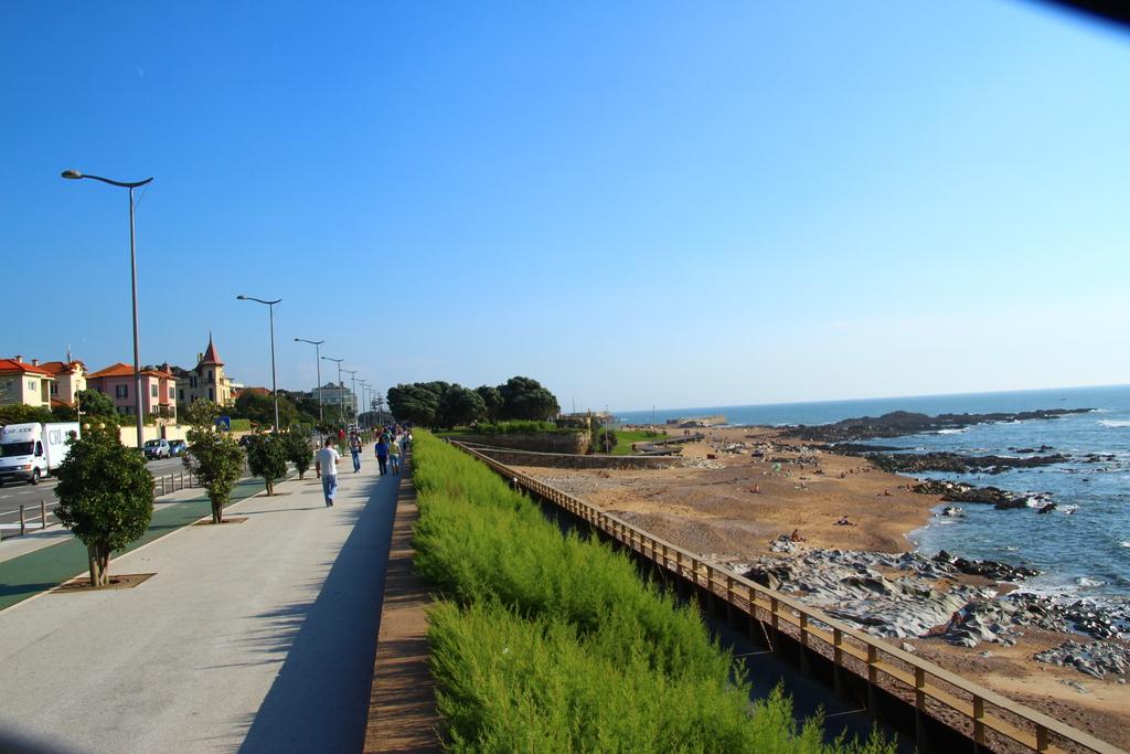 Porto seafront (Foz)