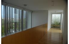 overlooking the hall and mezzanine (2nd floor)