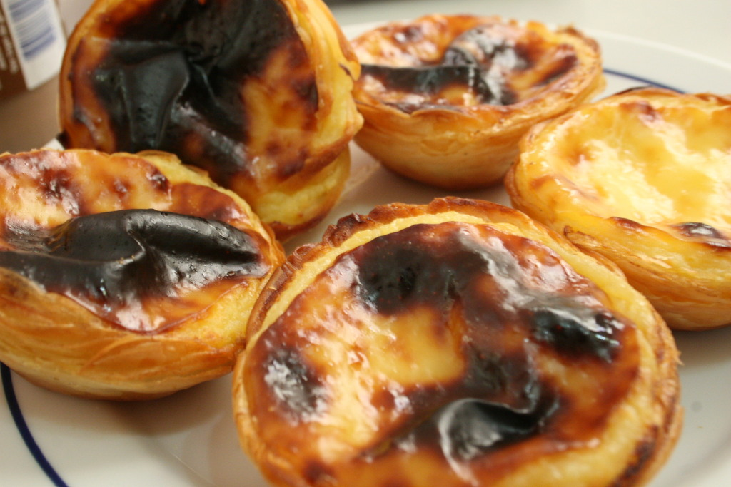 pastries of Belem