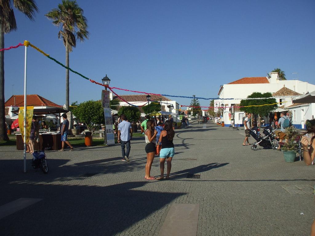 Porto Covo village