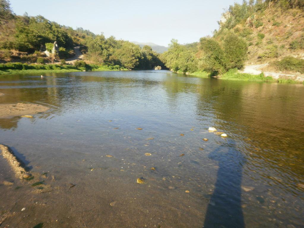 Rio Vouga - Local view