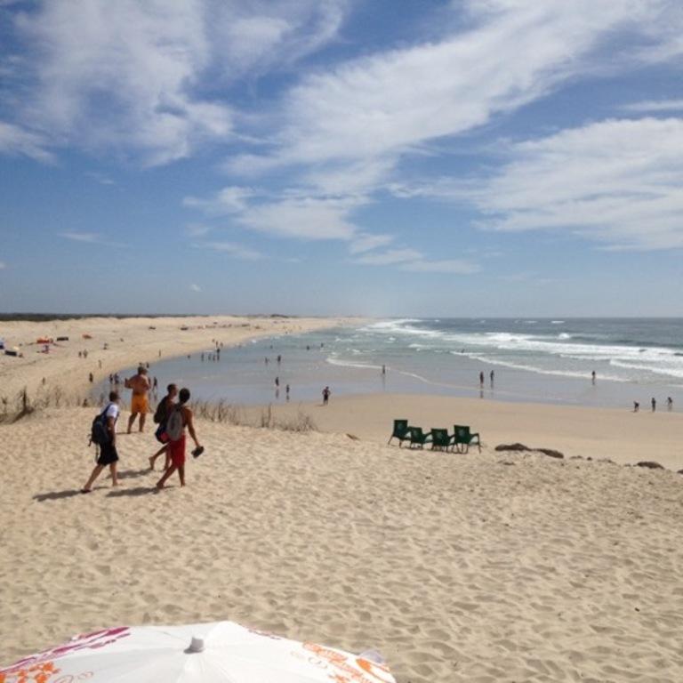 Special beach (45 km)