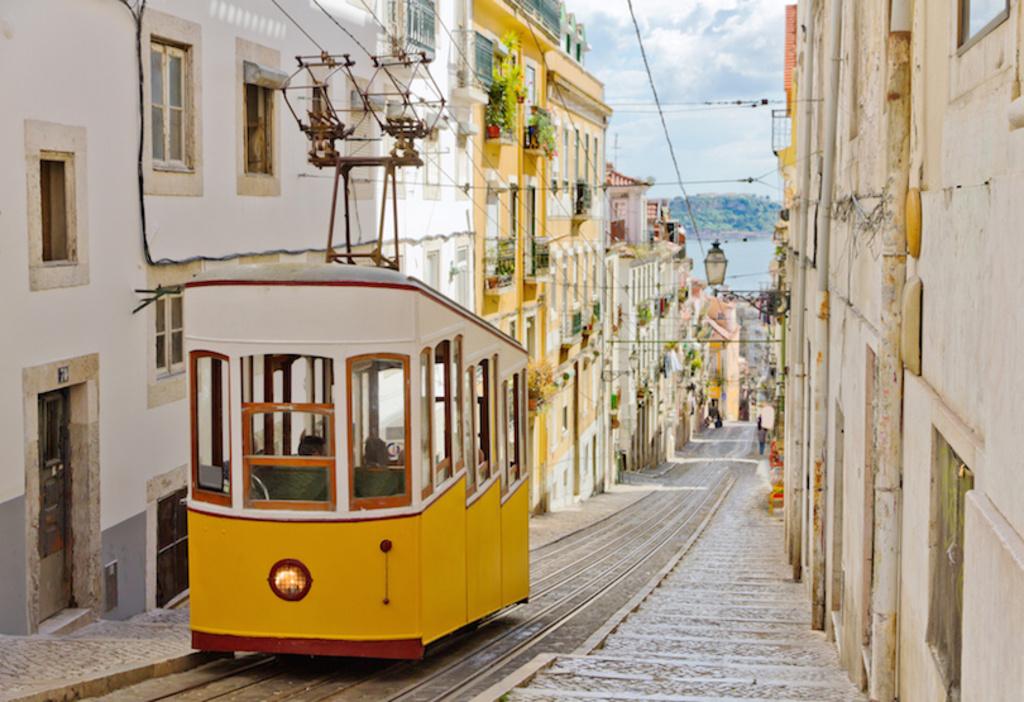 Lisbon city center