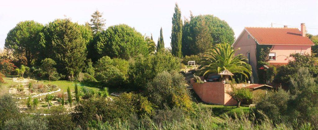 Quinta mit parkähnlichem Garten-quinta with park-like garden