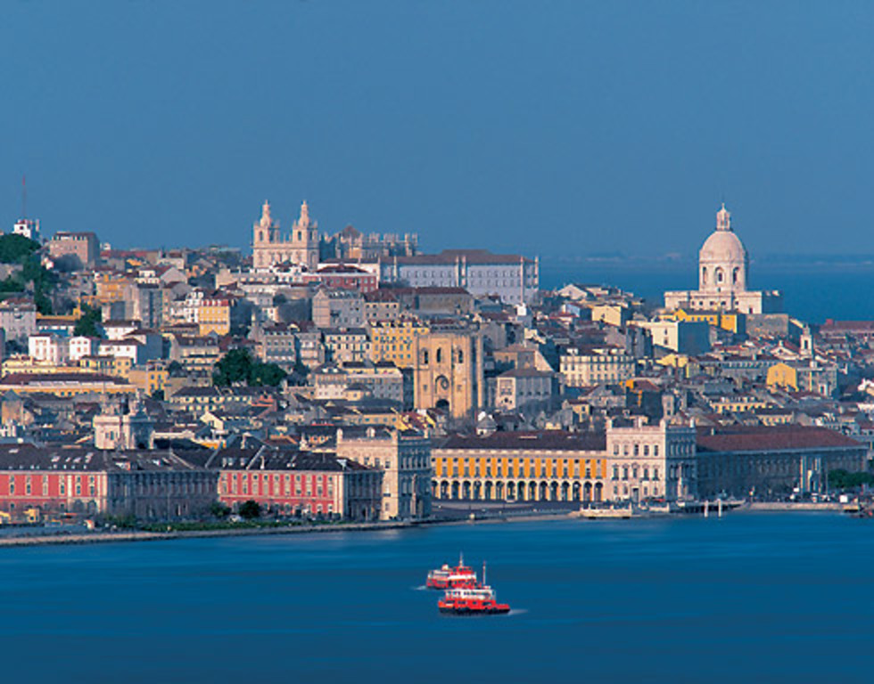 "Capital city, Lisbon lies 20 miles west of Sintra and Lord Byron said ""You cannot be in Lisbon and Not go to Sintra"""
