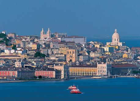 Lisboa - River Tejo