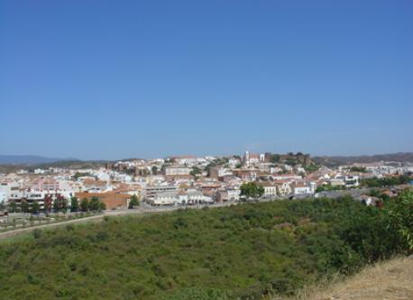 The town of Silves