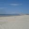 Vila Real Santo António beach - in Easter