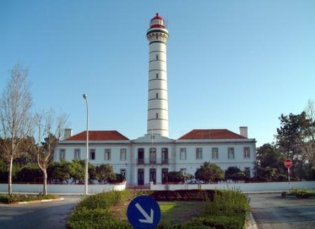 Vila Real Santo António light house