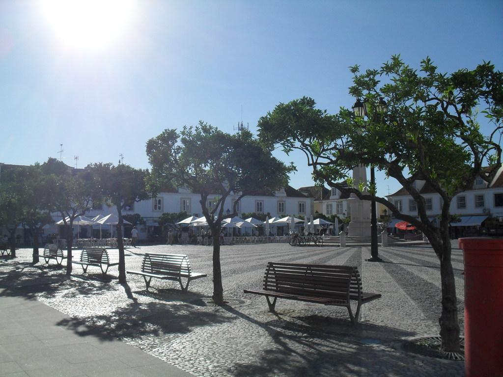 Vila Real Santo António Center - Praça do Marquês