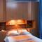 Falticeni apartment - the bedroom
