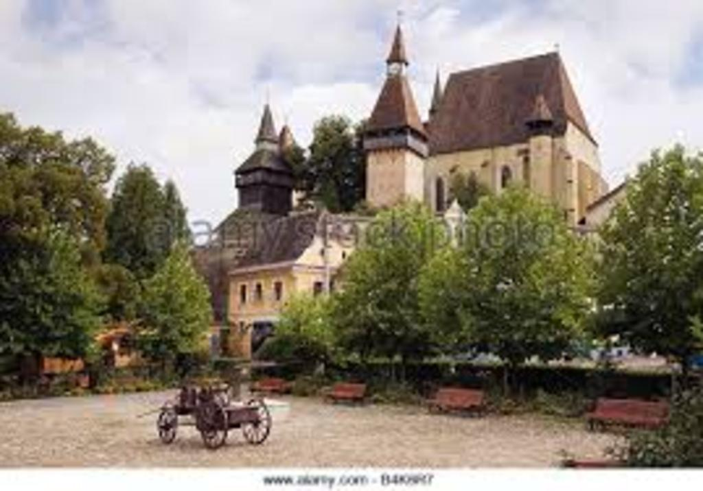 Biertan - Saxon Church Fortress