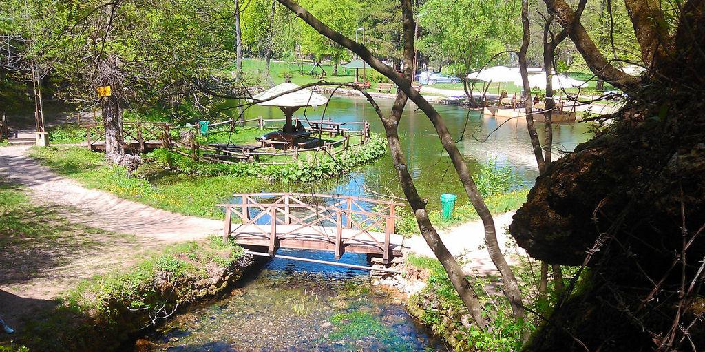 Sokobanja,river Moravica