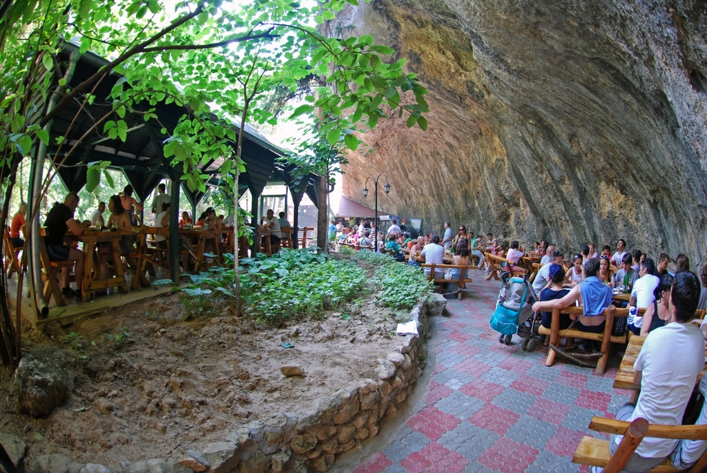 Cave and cafe,Sokobanja