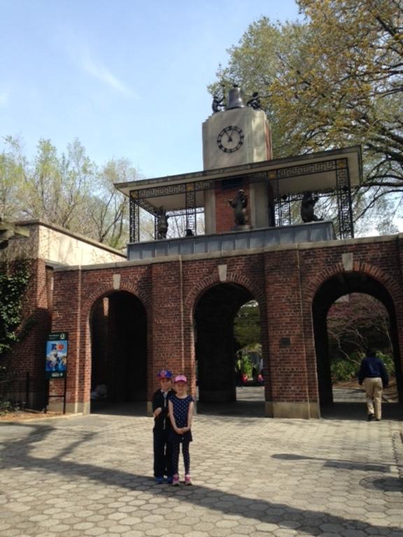 New York Zoo, April 2014
