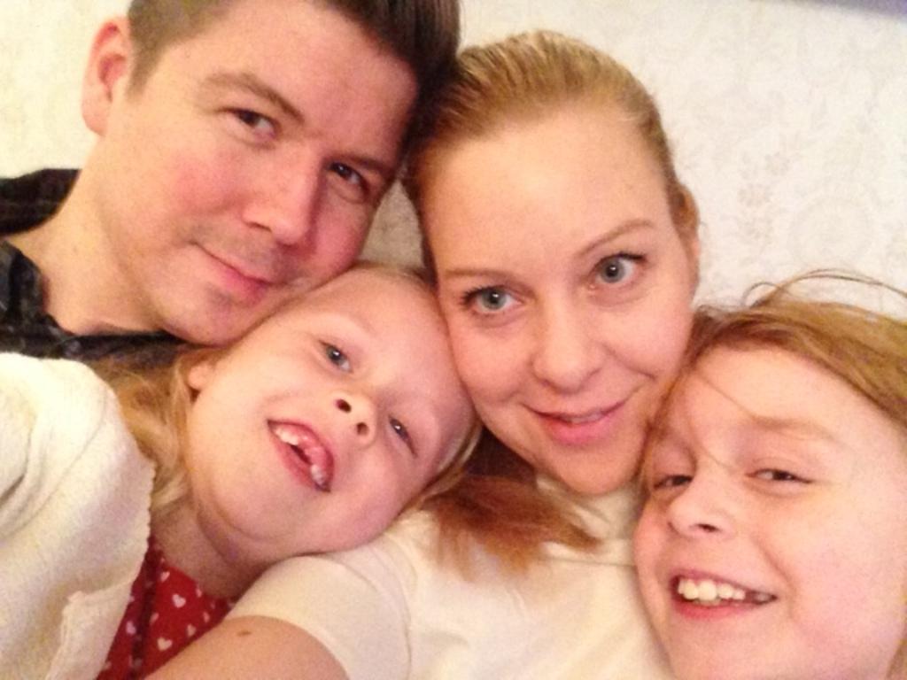 The Sjögren family
