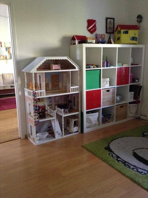 Children bed room