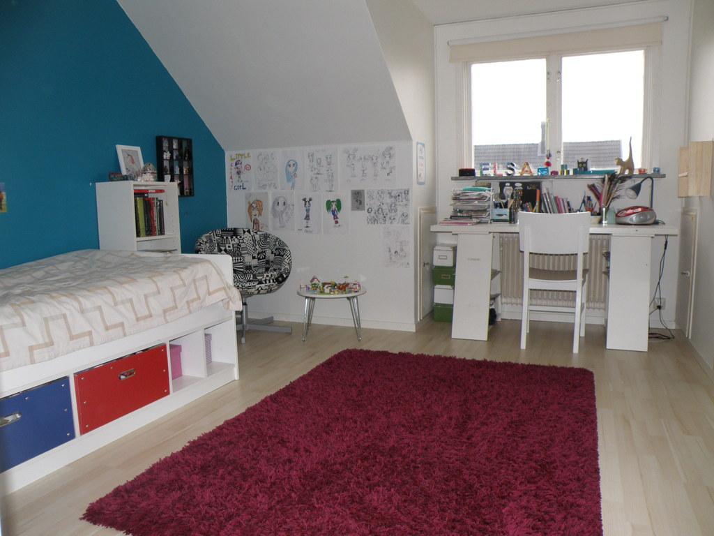 Bedroom number 3.