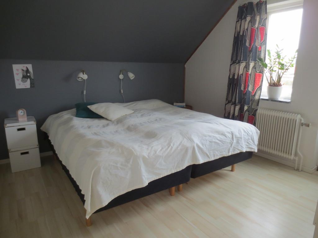 Bedroom number 1.