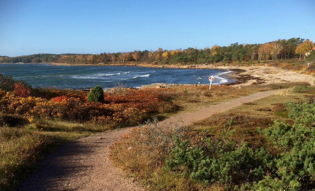 Early autumn is also a nice time to visit Halmstad.