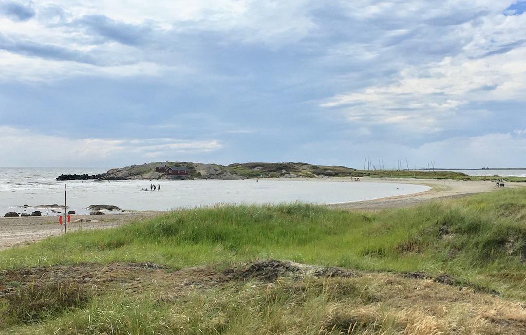 Beautiful beaches around Halmstad. This is called Långasand.