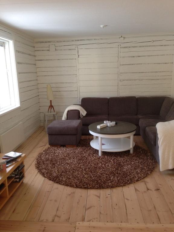 Vemhån - livingroom