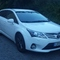 Our car, a 2014 Toyota Avensis