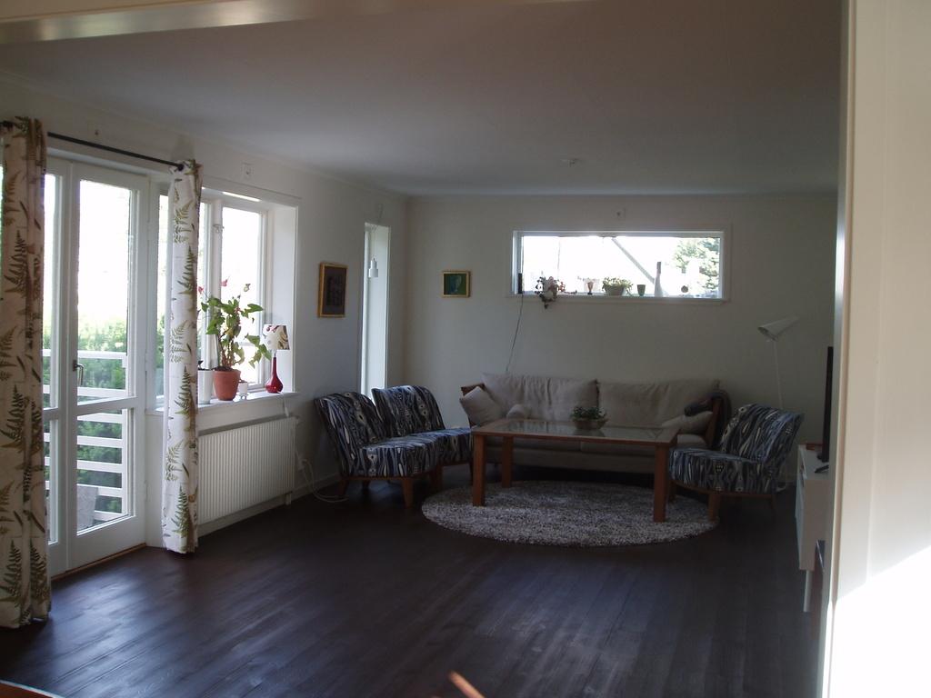 TV room upstairs