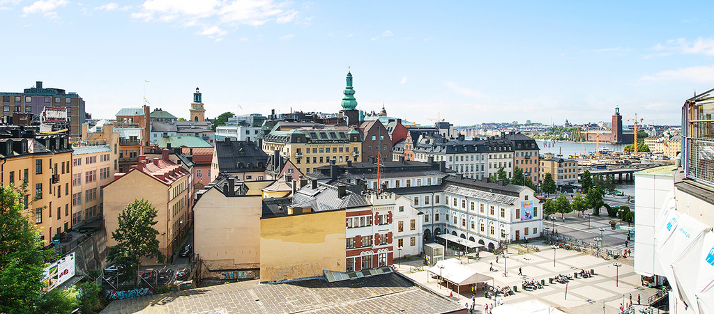 View of Södermalm