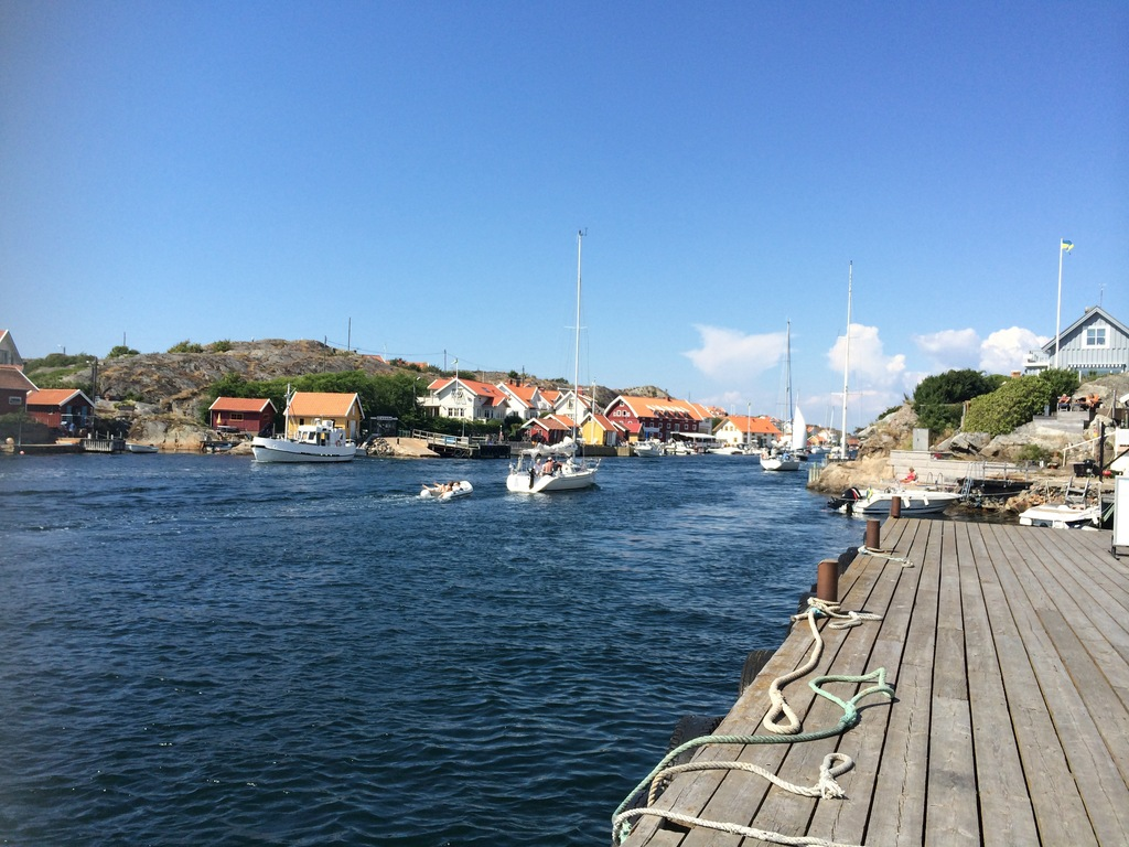 Kyrkesund in Bohuslän