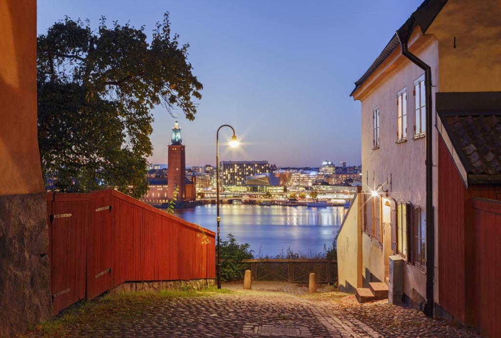 Mariaberget Södermalm, the south city of Stockholm. olaericson/mediabank.visitstockholm.com