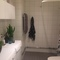 Bathroom with shower and laundry facilites