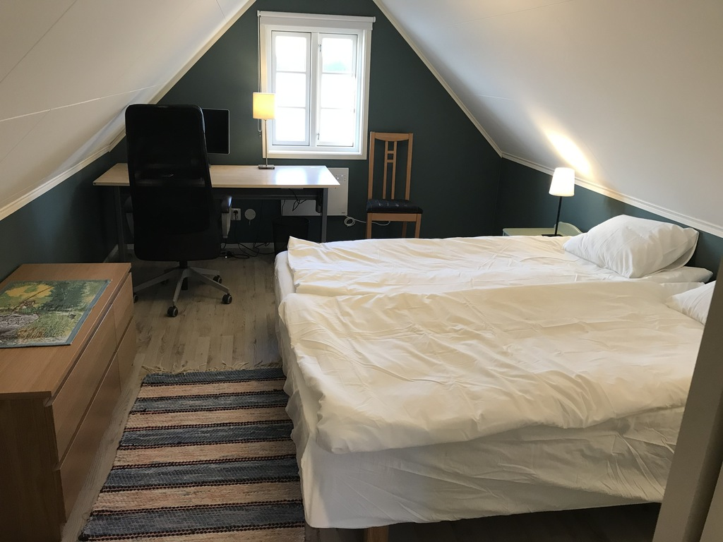Guest house. This building is olny for non-simultaneous exchanges. https://airbnb.com/h/bjorkbacka-beachhouse