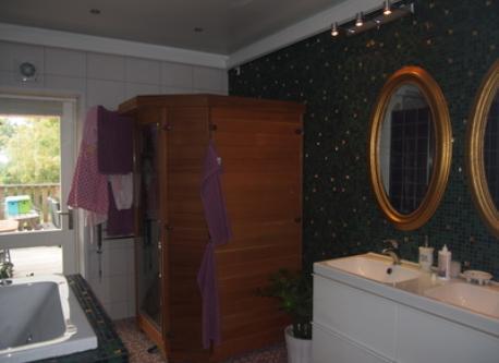 Bathroom no. 1.